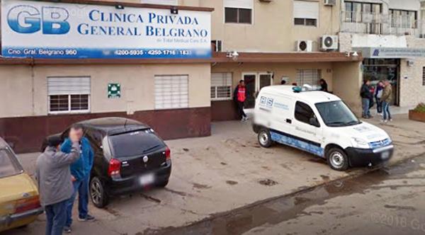 clinica belgrano