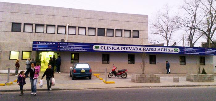 clinica ranelagh