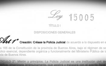 ley policial