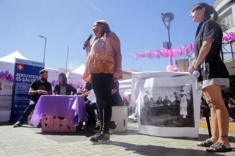 Día Internacional de la Mujer en Berazategui (3)