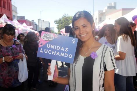 Día Internacional de la Mujer en Berazategui (4)