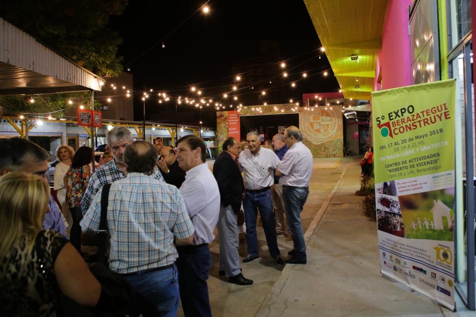 Lanzamiento Expo Berazategui Construye (1)