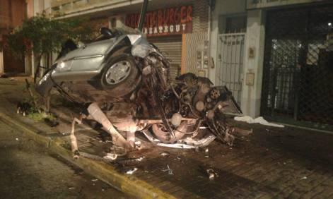 accidente Mitre y 14 2