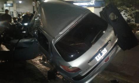 accidente Mitre y 14