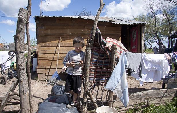 nenes pobres