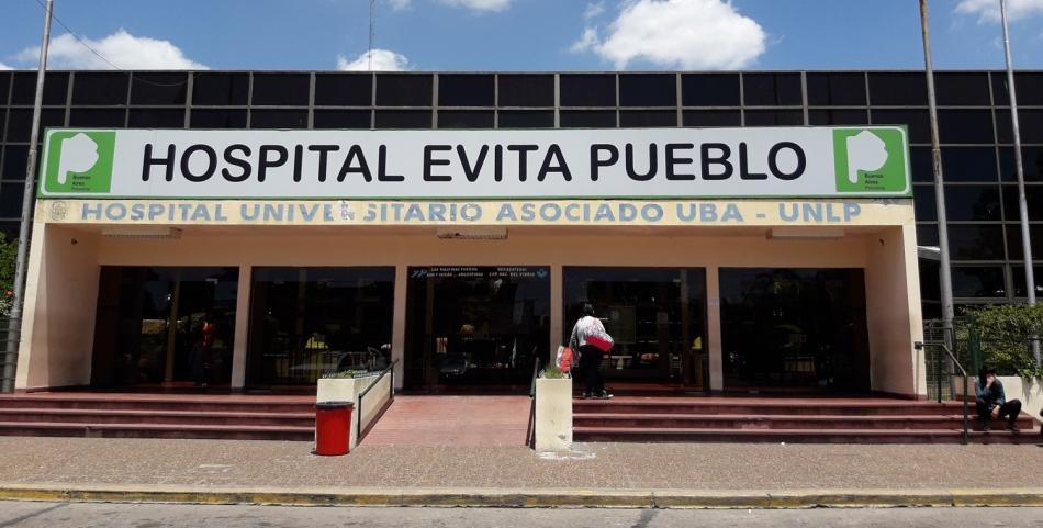 hospital frente