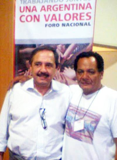 Martin y Ricardito
