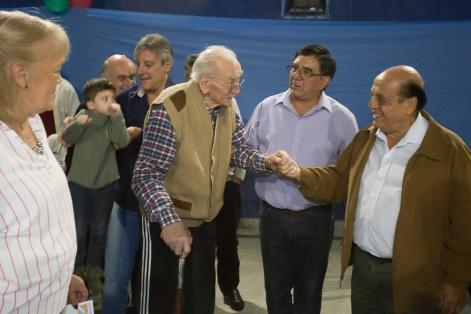 EL CLUB SARMIENTO FESTEJÓ SU 74º ANIVERSARIO (2)