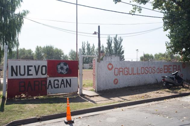 NUEVAS OBRAS EN EL CLUB INFANTIL NUEVO BARRAGÁN (1)