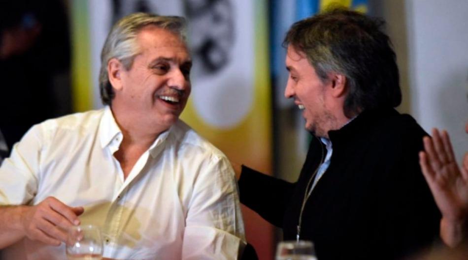Alberto y Maximo