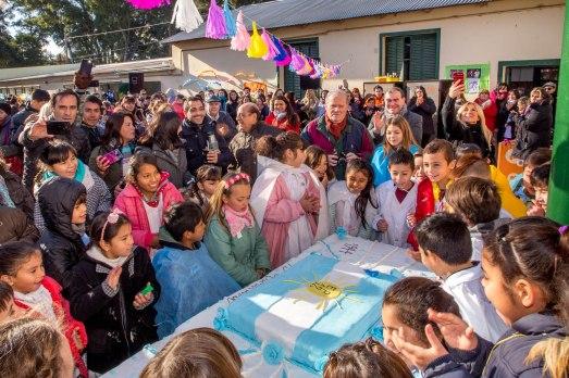 LA ESCUELA PRIMARIA Nº 12 FESTEJÓ SU 75º ANIVERSARIO (2)
