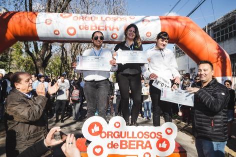 BERAZATEGUI RECIBIÓ LA 1° CARRERA DE MOZOS Y CAMARERAS DE ZONA SUR (2)