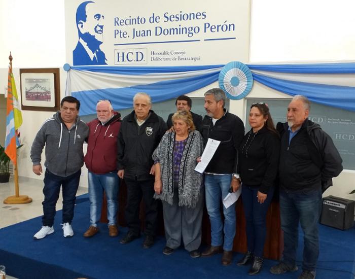 sindicato en HCD