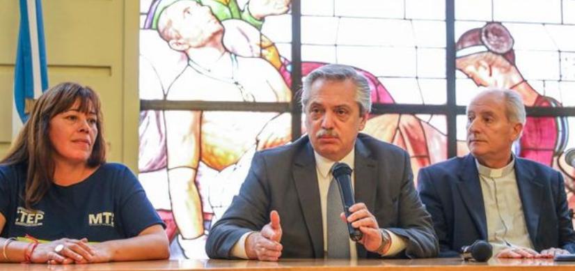 Alberto F conferencia